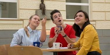 Informace pro bakalářské a magisterské studenty