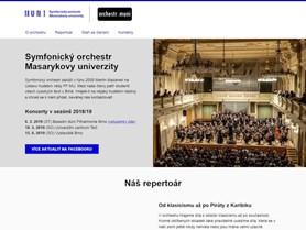 Symfonický orchestr MU
