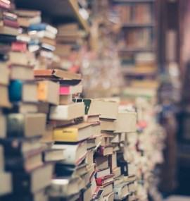 Literatura, knihovní procesy a trh