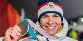 Michal Krčmář: student i olympijský medailista