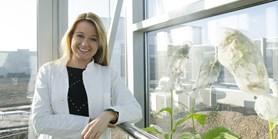 Mladá biochemička včele inovativní firmy
