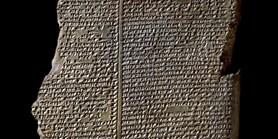 Starověká Mezopotámie v dubnové Praze