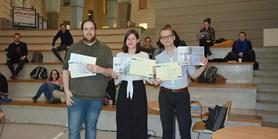 Soutěž studentských psychologických prací - 14. 3. 2019