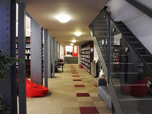 Knihovna a e-zdroje