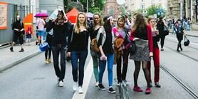 Brno je město studentů