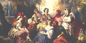 Scénické čtení Zpráva o moru florentském a Ejhle, člověk