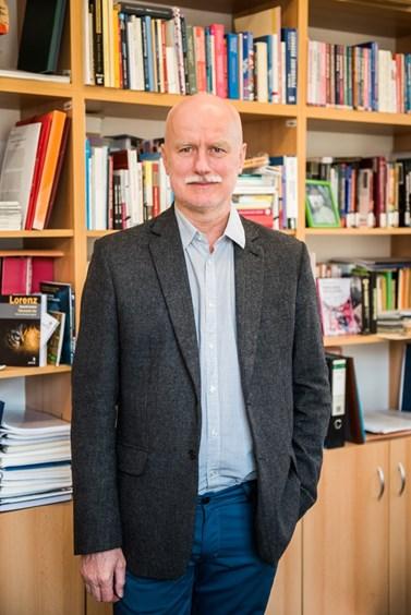 Zbyněk Vybíral se nevěnuje jen akademické činnosti, mimo jiné je mu také blízká mořeplavba. Foto: Tomáš Hrivňák