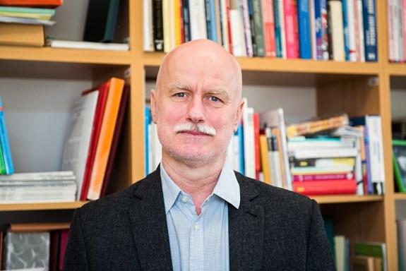 Zbyněk Vybíral si fakultu sociálních studií představuje jako demokratickou vědeckou fakultu s mezinárodní pověstí. Foto: Tomáš Hrivňák