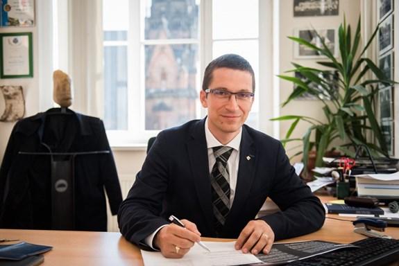 Z brigádníka na fakultě sociálních studií se Balík vypracoval až na vedoucího katedry. Teď usiluje o post děkana. Foto: Tomáš Hrivňák