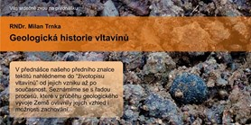 Geologická historie vltavínů