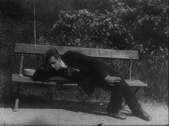 Byl první máj (1919)