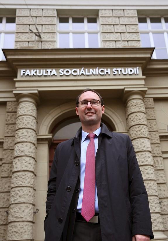 Břetislav Dančák byl děkanem osm let. Foto: Jiří Salik Sláma