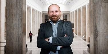 Podcasty21 s Martinem Škopem: Studenti mají na fakultě dveře otevřené