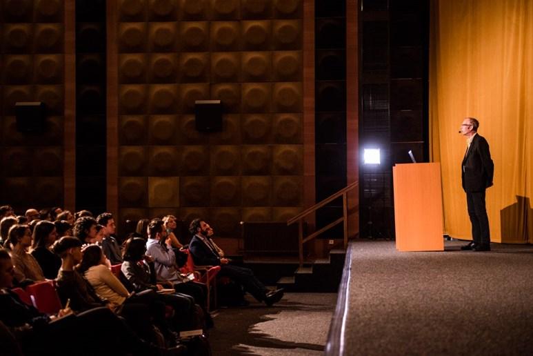 Mezi hlavní témata Eriksenovy práce patří etnicita, nacionalismus a globalizace. Foto: Tomáš Hrivňák