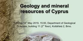Geologie a nerostné bohatství Kypru