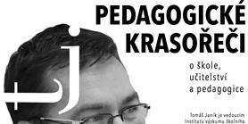 Přednáška ke knize Nedělní pedagogické krasořeči