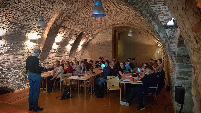 XII. Studentská konference FAV se konala v Univerzitním centru Telč