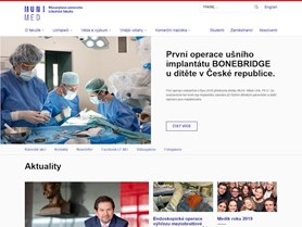 MUNI MED | Faculty of Medicine Masaryk University