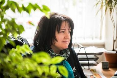 Simona Crhová začínala na studijním oddělení jako brigádnice. Foto: Tomáš Hrivňák