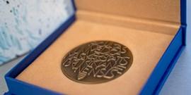 Slavnostní obřad udílení pamětních medailí LF MU