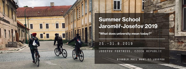 Summer School Jaroměř-Josefov 2019