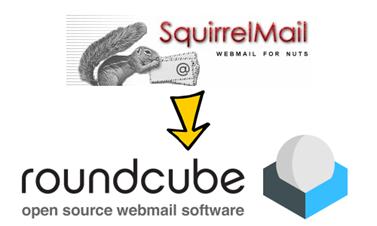 Roundcube - převod ze SuirrelMail