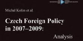 Czech Foreign Policy in 2007 - 2009