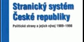 Stranický systém České republiky: Politické strany a jejich vývoj 1989-1998