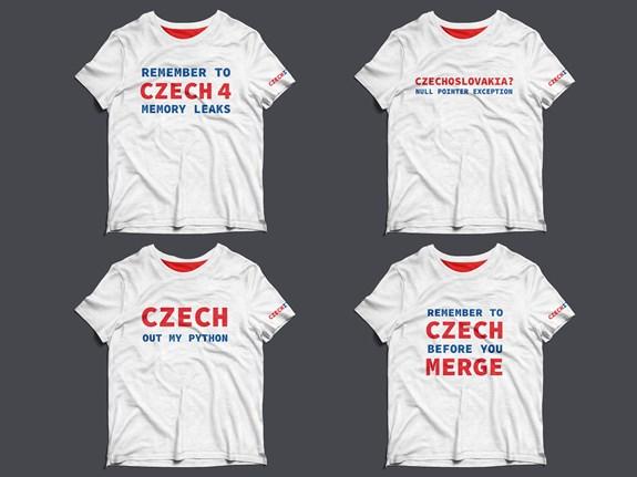 Vizuální styl pro Czech Olymplic Team in Informatics