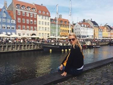 Markéta Baráková ráda cestuje, několikrát navštívila Asii a chtěla by se podívat na Filipíny nebo do Japonska. Foto: Archiv Markéty Barákové
