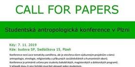 Studentská antropologická konference