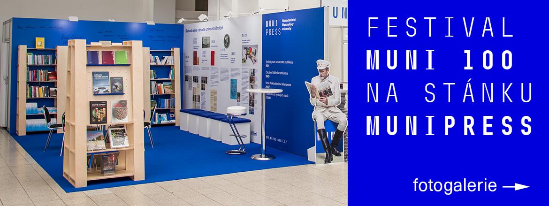 Oslavili jsme 100 let Masarykovy univerzity