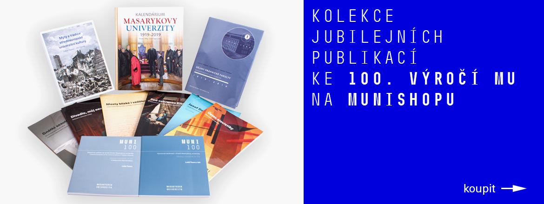 Kolekce jubilejních publikací