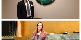 Padrtová and Jirušek at prestigious governmental program in the US