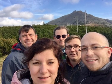 Dana Prudíková ráda cestuje, ať už s přáteli, nebo s kolegy na teambuildingových akcích.