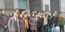 Studenti nahlédli pod pokličku České národní banky