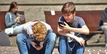 Online on the phone: Czech children's internet use