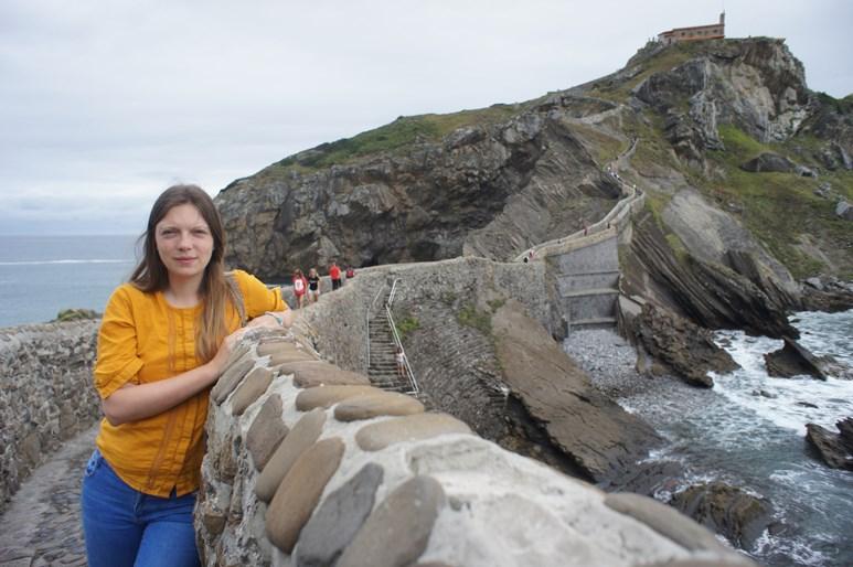 Ve volném čase Šmahelová ráda cestuje. Foto: archiv Martiny Šmahelové