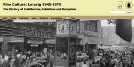 Film culture: Leipzig 1945–1970