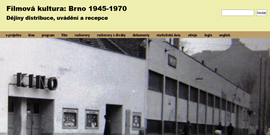 Filmová kultura: Brno 1945–1970