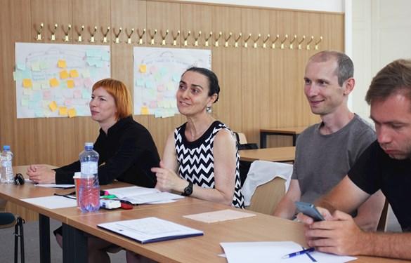 Akademická angličtina: letní školy a semestrální kurzy (MUNI 4.0)