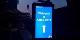 Platforma SIMUportfolio prezentována na mezinárodní konferenci AMEE