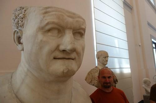 16 Vespasianus Maior Et Minor (Museo Archeologico Nazionale Di Napoli)