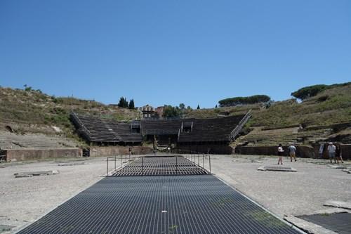 33 Puteolský Velký Amfiteátr...Opravdu Velký