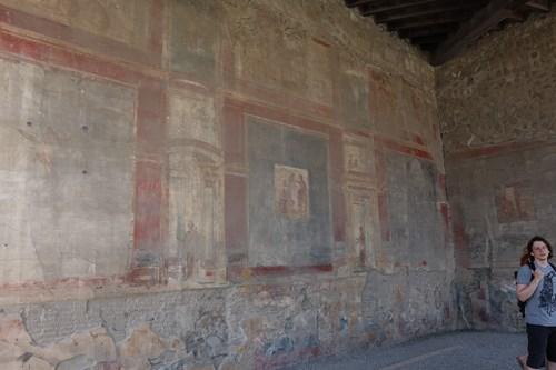 38 Římští Řezníci Měli Vkus, To Uzná I Dnešní Uměnovědec (Pompeje, Macellum)