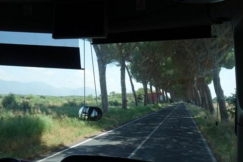5 Via Appia Moderní