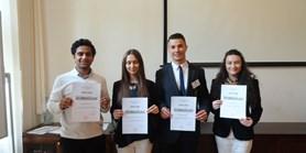 Zahraniční studenti LF MU opět bodovali v soutěži prezentací v češtině