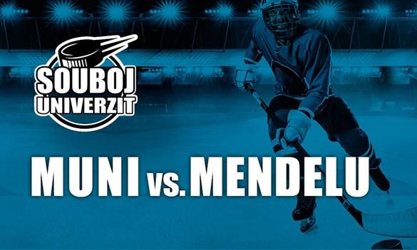 Sté výročí univerzit připomene i hokejové utkání mezi MUNI a MENDELU