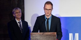 Valdemar Švábenský z týmu CSIRT-MU získal cenu rektora