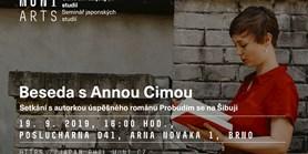 Beseda s Annou Cimou